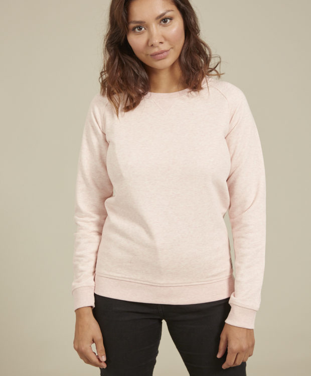 Sonality How it fits womens jumper front