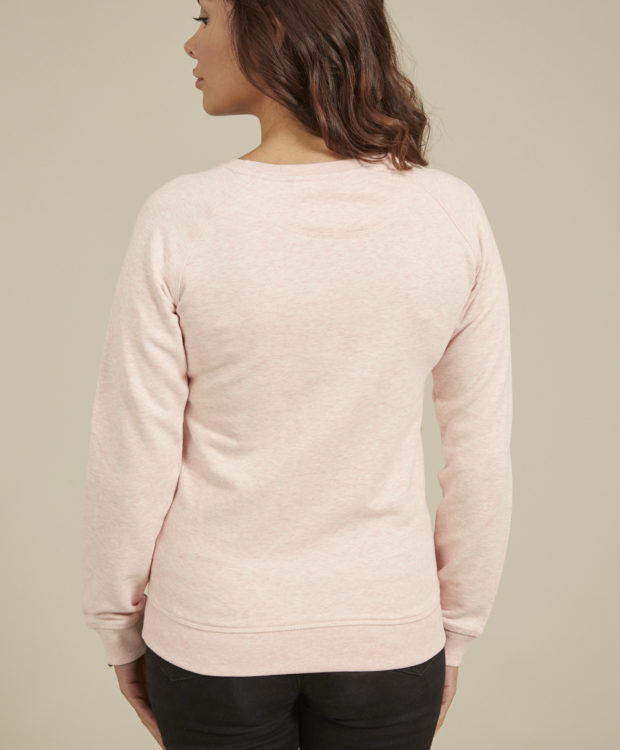 Sonality How it fits womens jumper back