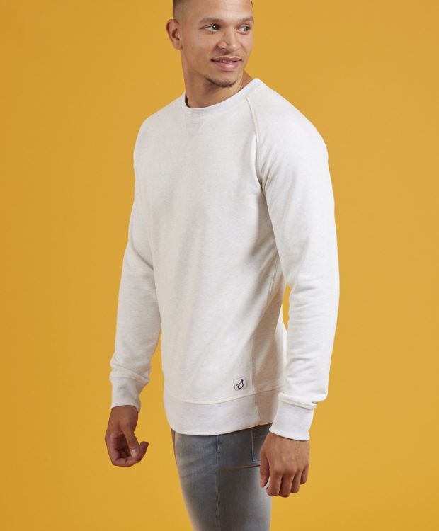 Sonality How it fits mens jumper side