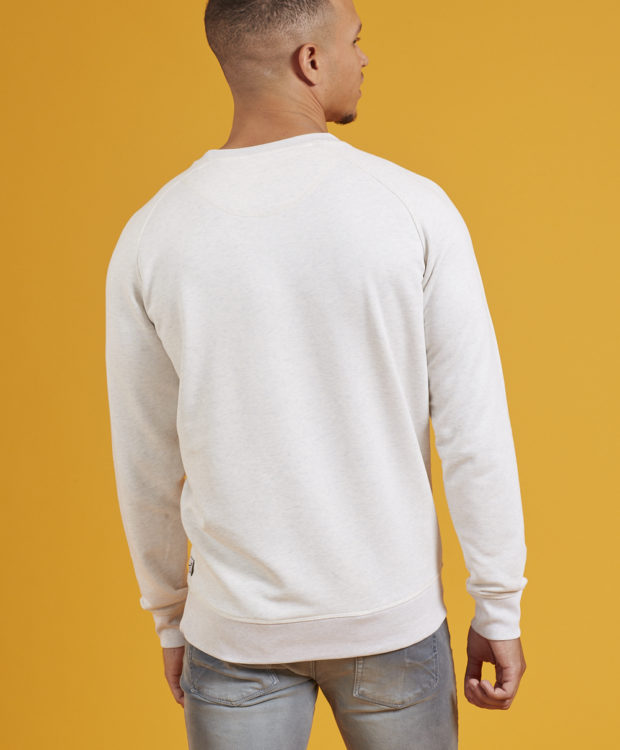 Sonality How it fits mens jumper back