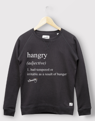 Hangry Sonality Definition