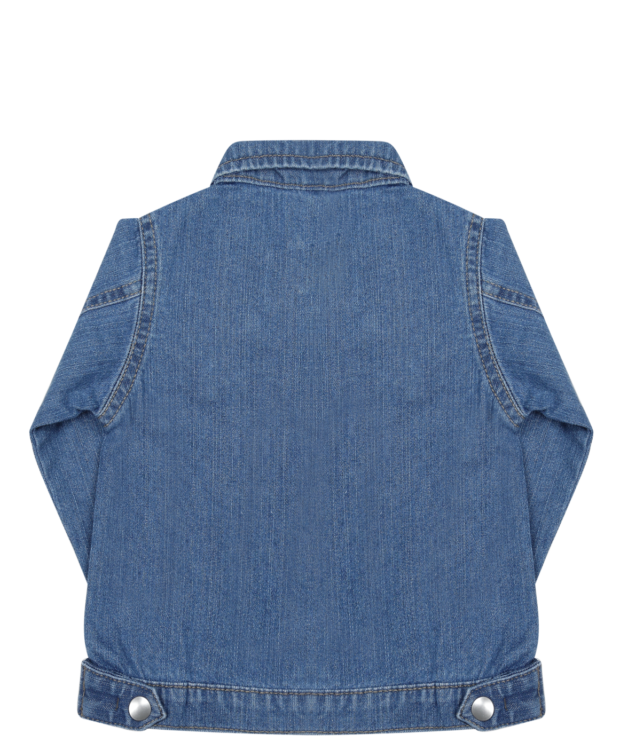 PERSONALISE THIS DENIM JACKET FOR UNIQUE BABY CLOTHES