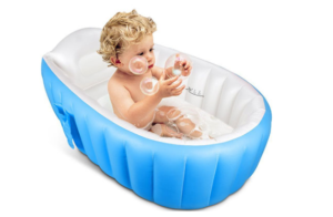 Baby & Toddler Holiday Essentials with a Difference- Alytimes Baby Inflatable Bathtub