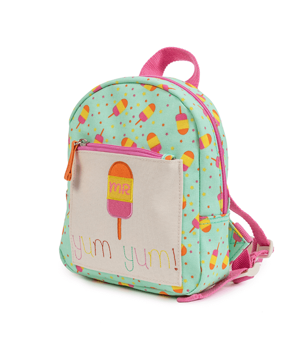 Pink Lining TOddlers Backpack