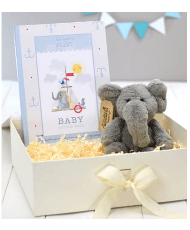 Personalised New Baby Record Gift Main Image