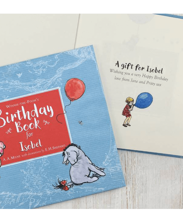 Personalised Books for Babies Birthdays
