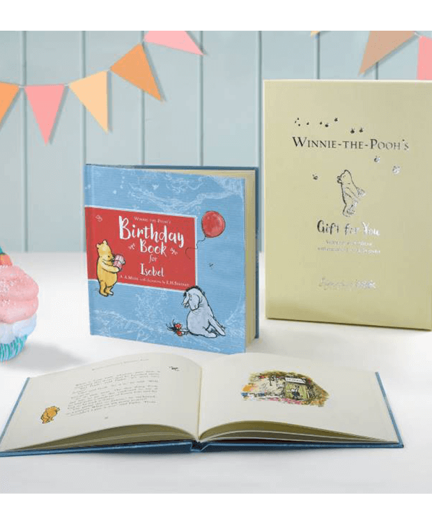 Personalised Books for Babies Flat