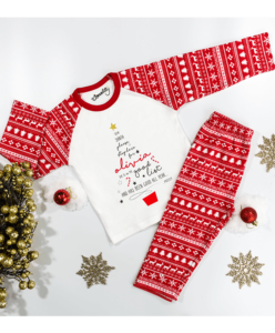 Personalised Christmas pyjamas Image