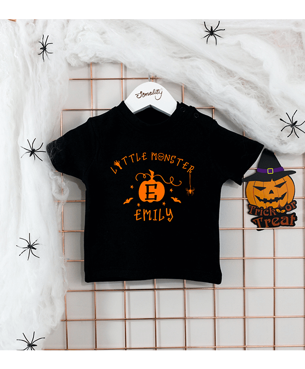 halloween t shirt for toddlers image