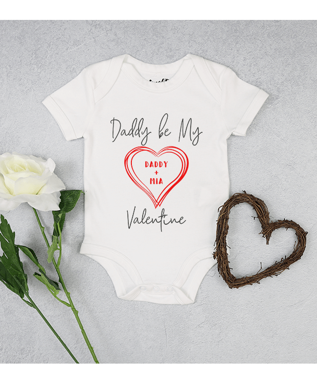 Valentines outfit for baby Image