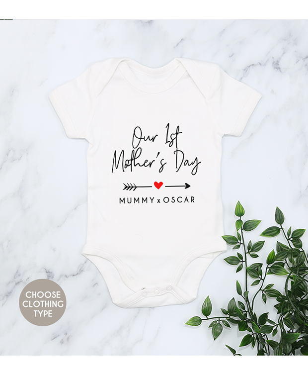 personalised mother's day onesie